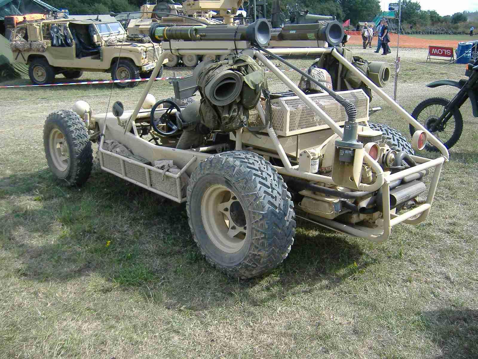 Military Sand Rail : Military dune buggy